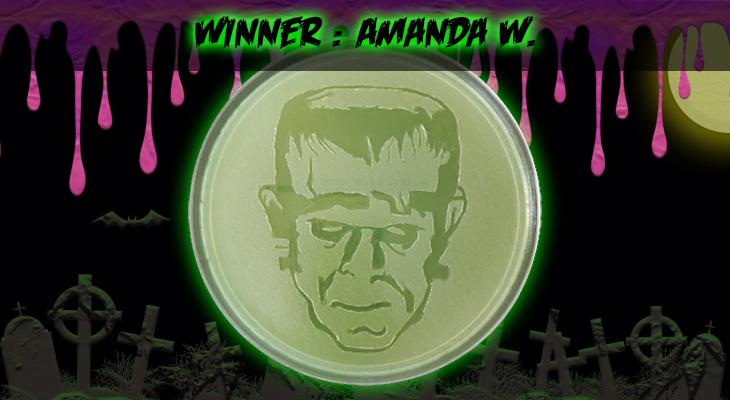 Winner Amanda W