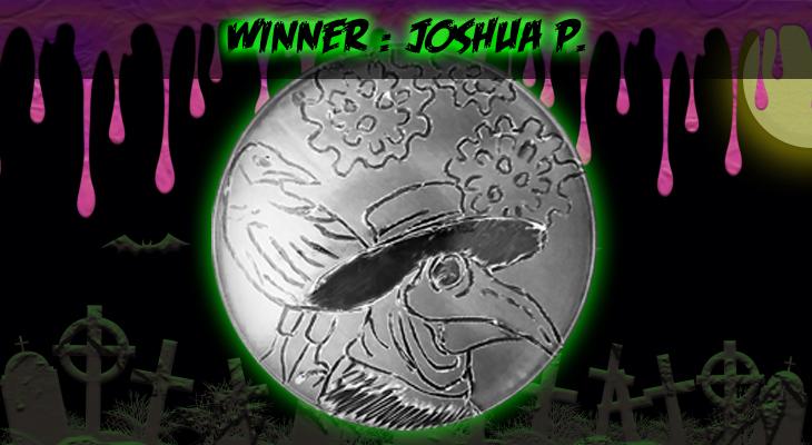 Winner Joshua P
