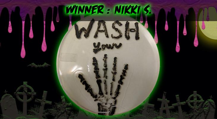 3rd place Nikki S