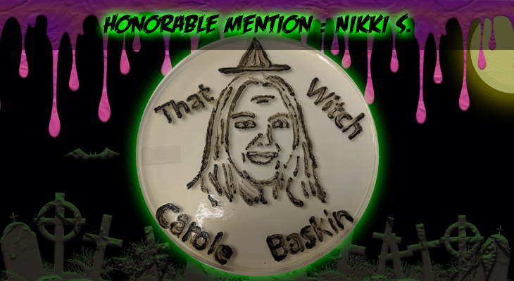 Honorable Mention 2 Nikki S