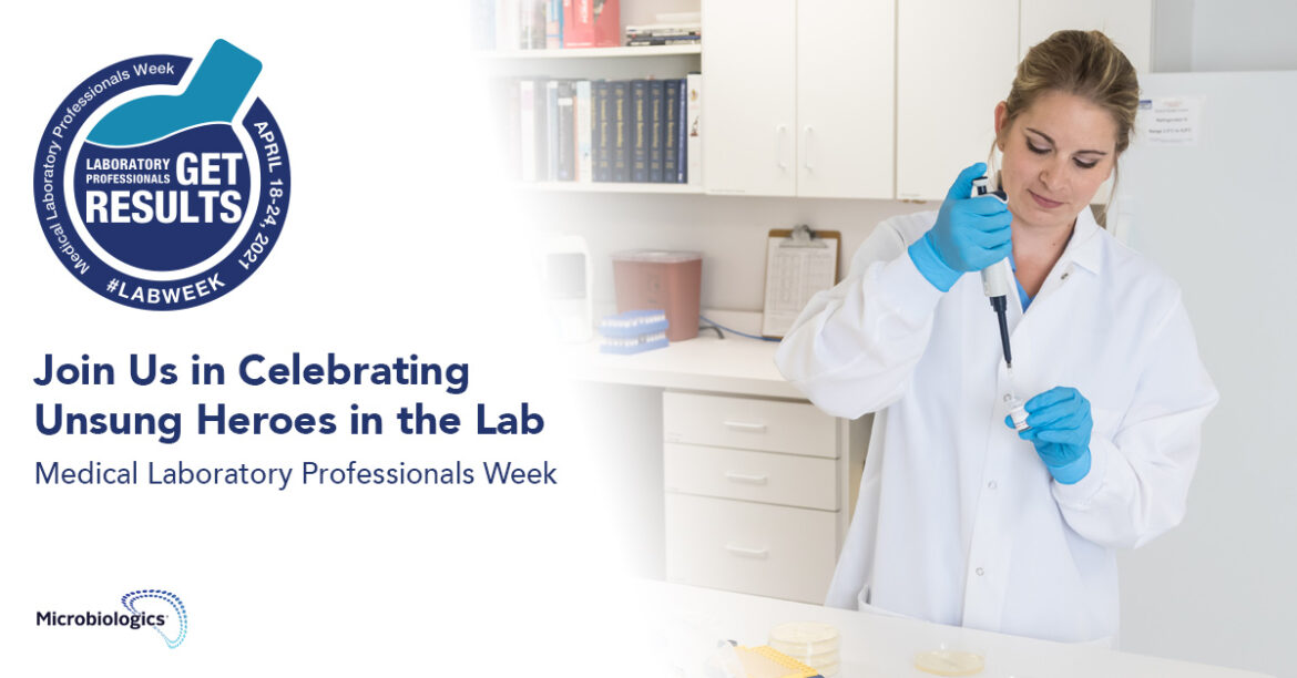 Medical Laboratory Professionals Week 2021